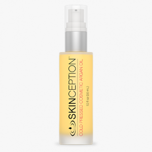 Skinception™ Cold Pressed Cosmetic Argan Oil